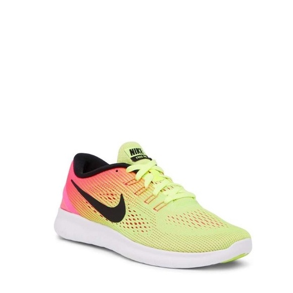 Nike Shoes Womens Free Run Oc Sneakers Size 7 Poshmark
